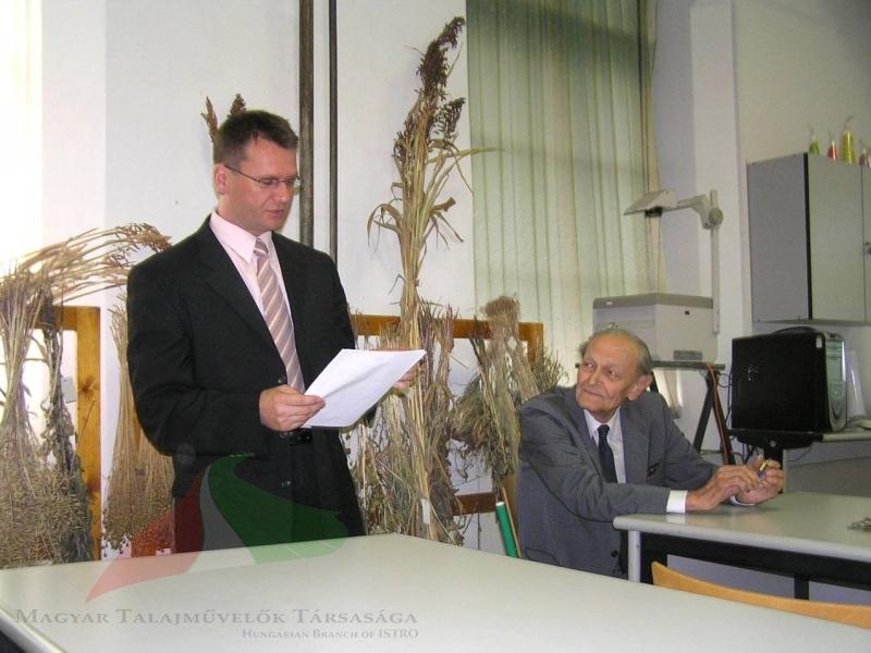 Attila Percze and József Antal