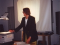 11th April 1997 Gödöllő, the chairman's performance