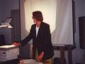 1997. április 11. Gödöllő, elnöki előadás