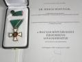 Birkás Márta kitüntetése