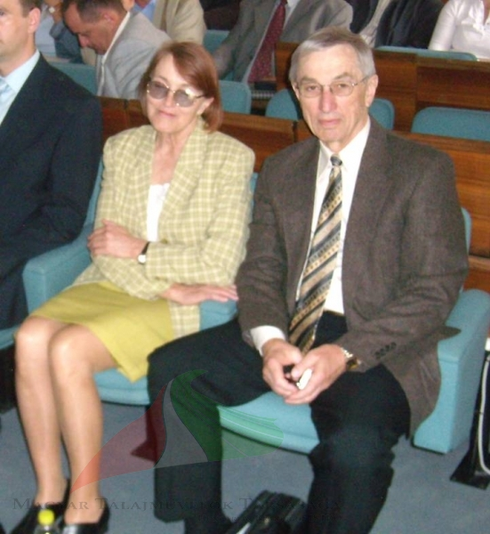 Birkás M. and  J. Morrison in Eszék