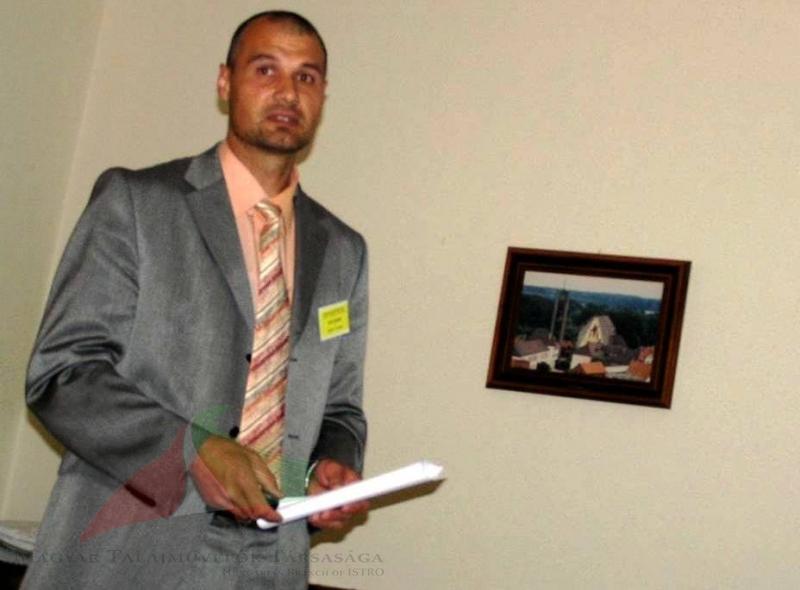 D. Jug Chairman of the Croatian branch