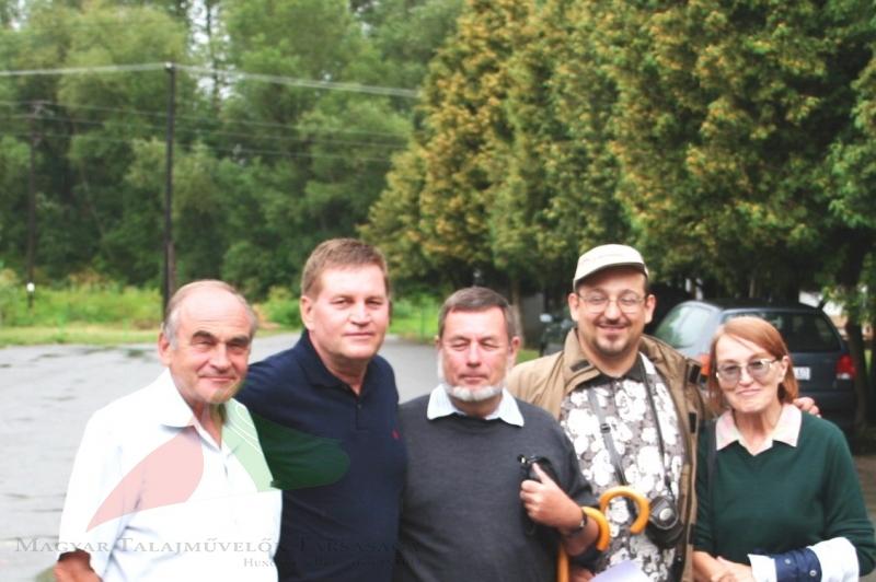 Croatian colleagues 2007