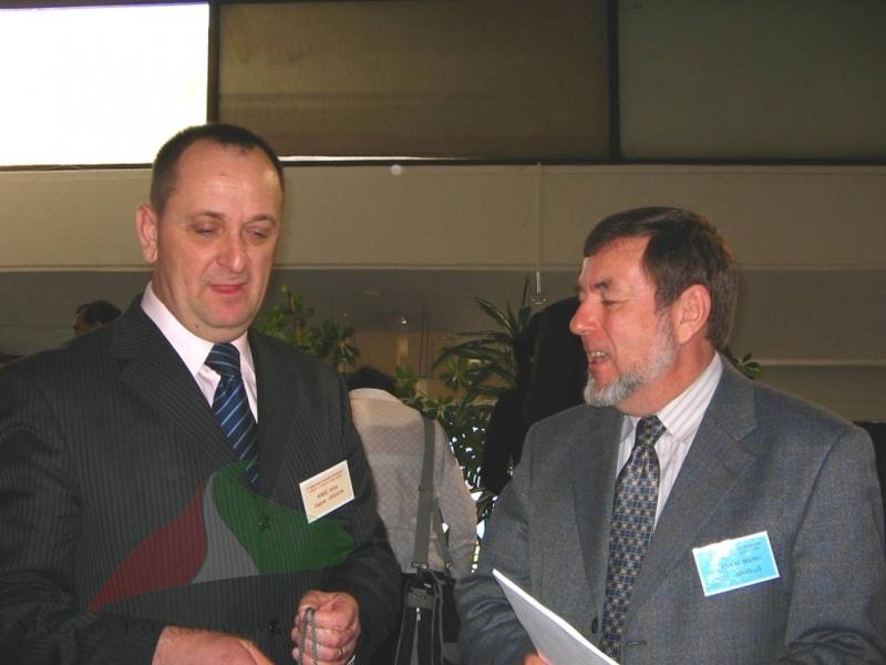 Ivica Kisic and Márton Jolánkai