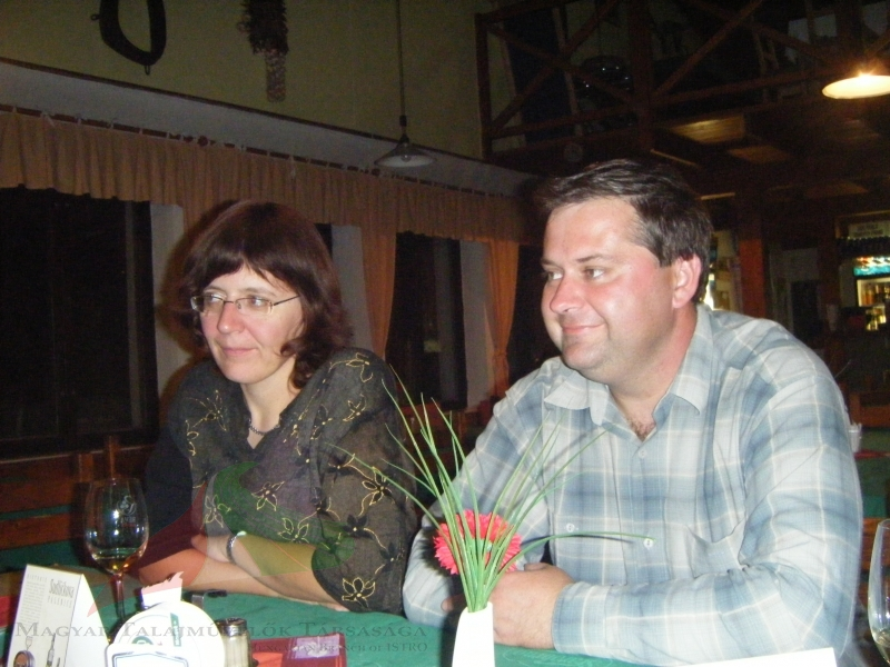 Pavla Smutná and Vlada Smutny (Cz)