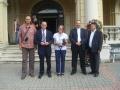 Horvát kollégák 2008