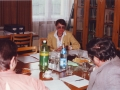 30th April 1993 foundation of the hungarian branch