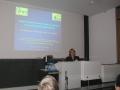 Csilla Farkas's performance at the ISTRO conference in Kielben